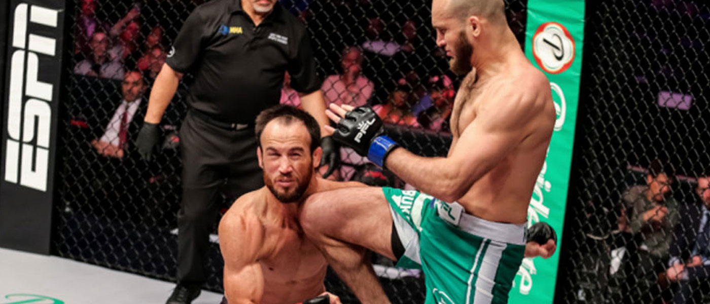 (SportsPro) 'The impact on us is extremely minimal' Why the PFL has already rescheduled its 2020 season