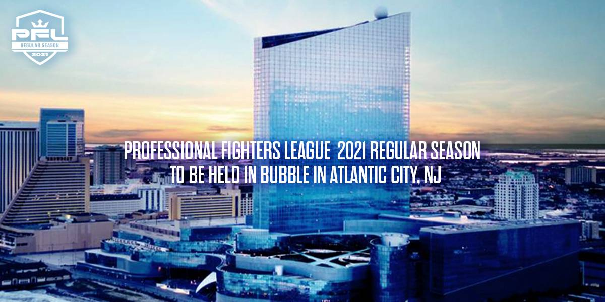 MMA'S LEAGUE IS BACK: PROFESSIONAL FIGHTERS LEAGUE RETURNS FRIDAY, APRIL 23 LIVE ON ESPN 2, ESPN DEPORTES AND ESPN+