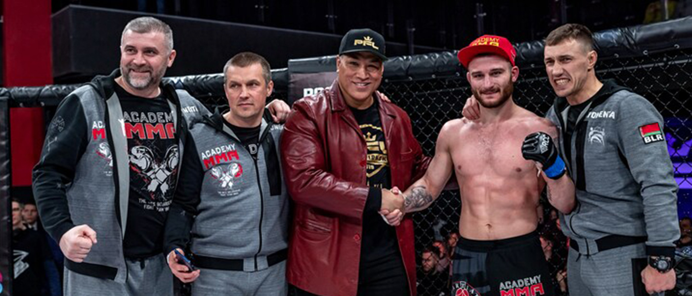 Odintsov wins PFL IQS Lightweight Qualifier