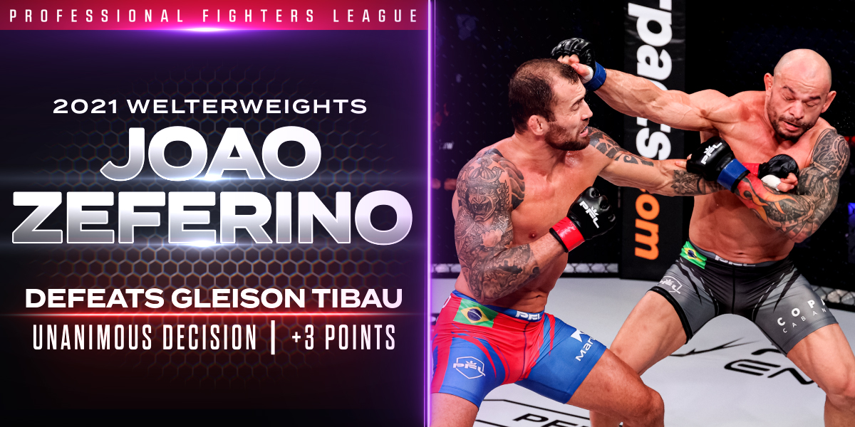 Zeferino Too Crafty for Tibau, Earns Decision Win