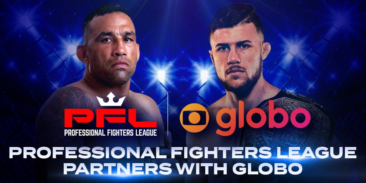PFL PARTNERS WITH BRAZIL'S NUMBER ONE MEDIA COMPANY GLOBO