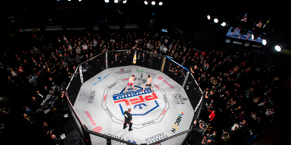 (Forbes) Professional Fighters League Prepares For Bubble For 2021 Season, Launches OTT Platform