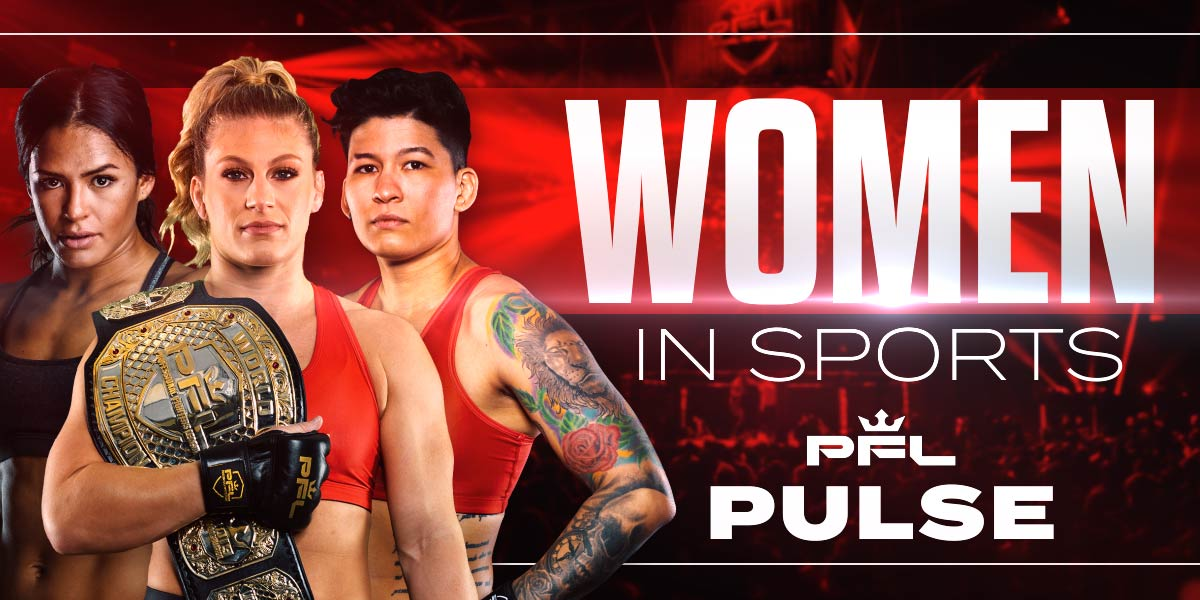 PFL Pulse: Women In Sports Edition