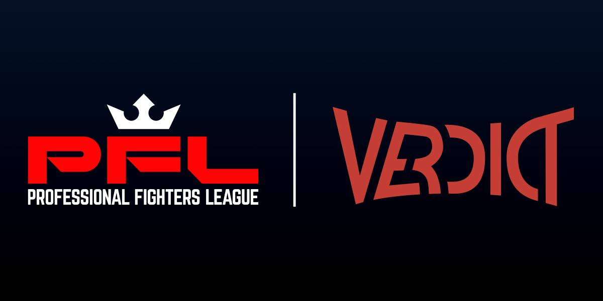 PROFESSIONAL FIGHTERS LEAGUE PARTNERS WITH VERDICT MMA, FIRST EVER FAN SCORING APP
