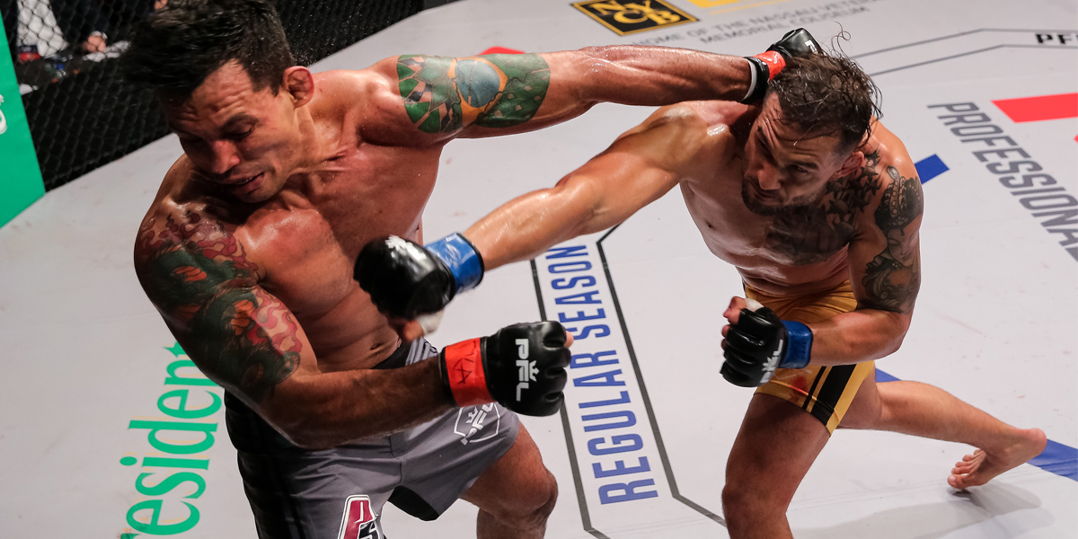 (FOS) Professional Fighters League Launches OTT Platform To Become 'Year-Round Content Company'