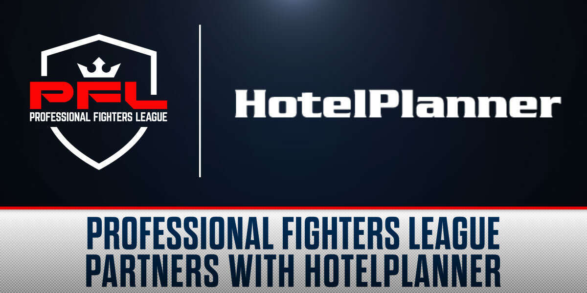 PROFESSIONAL FIGHTERS LEAGUE PARTNERS WITH HOTELPLANNER FOR PREMIUM MMA EXPERIENCES