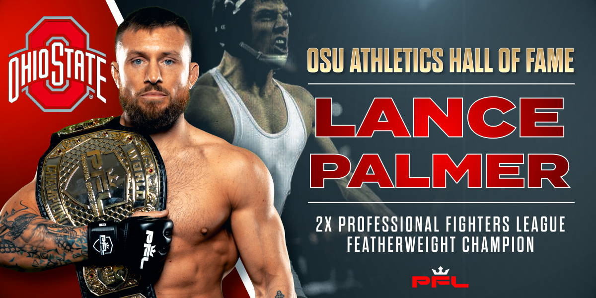 Lance Palmer Selected to Ohio State Athletics Hall of Fame