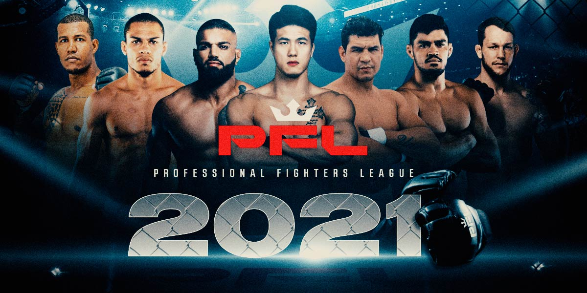 PFL ANNOUNCES SIGNING OF ELITE MMA FIGHTERS FOR 2021 SEASON