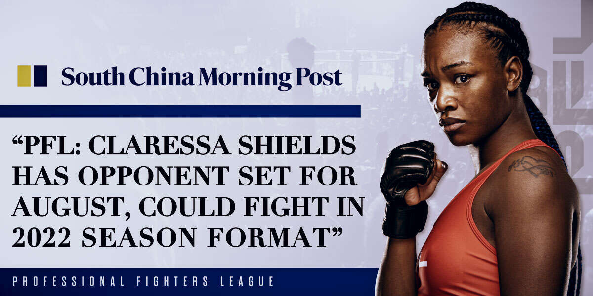 PFL: Claressa Shields has opponent set for August, could fight in 2022 season format