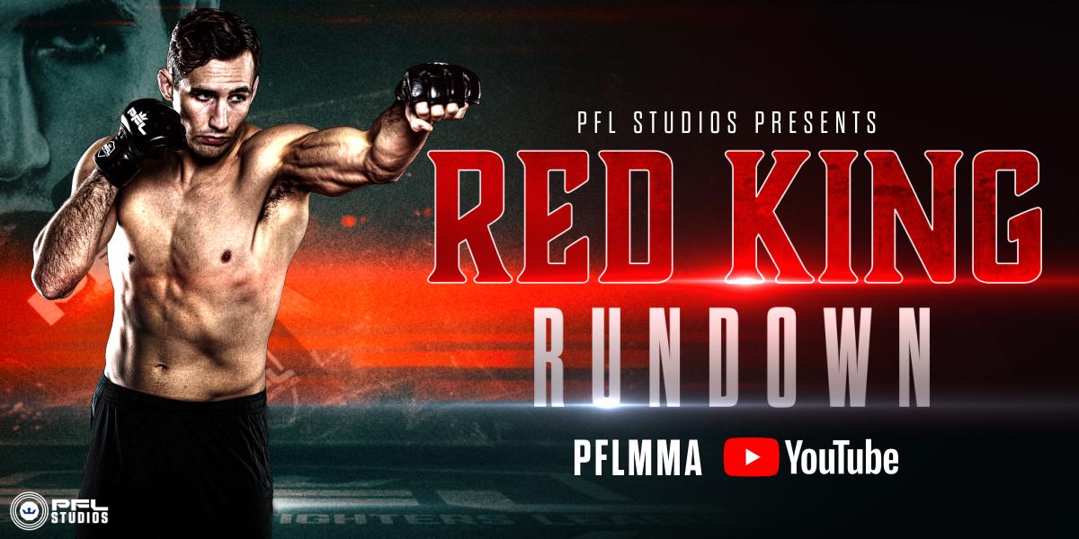 PFL STUDIOS PRESENTS 'RED KING RUNDOWN'