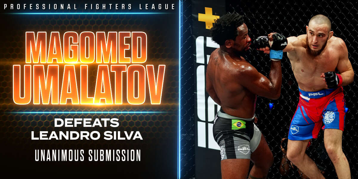 Umalatov passes tough test, squeaks out unanimous-decision victory over Silva