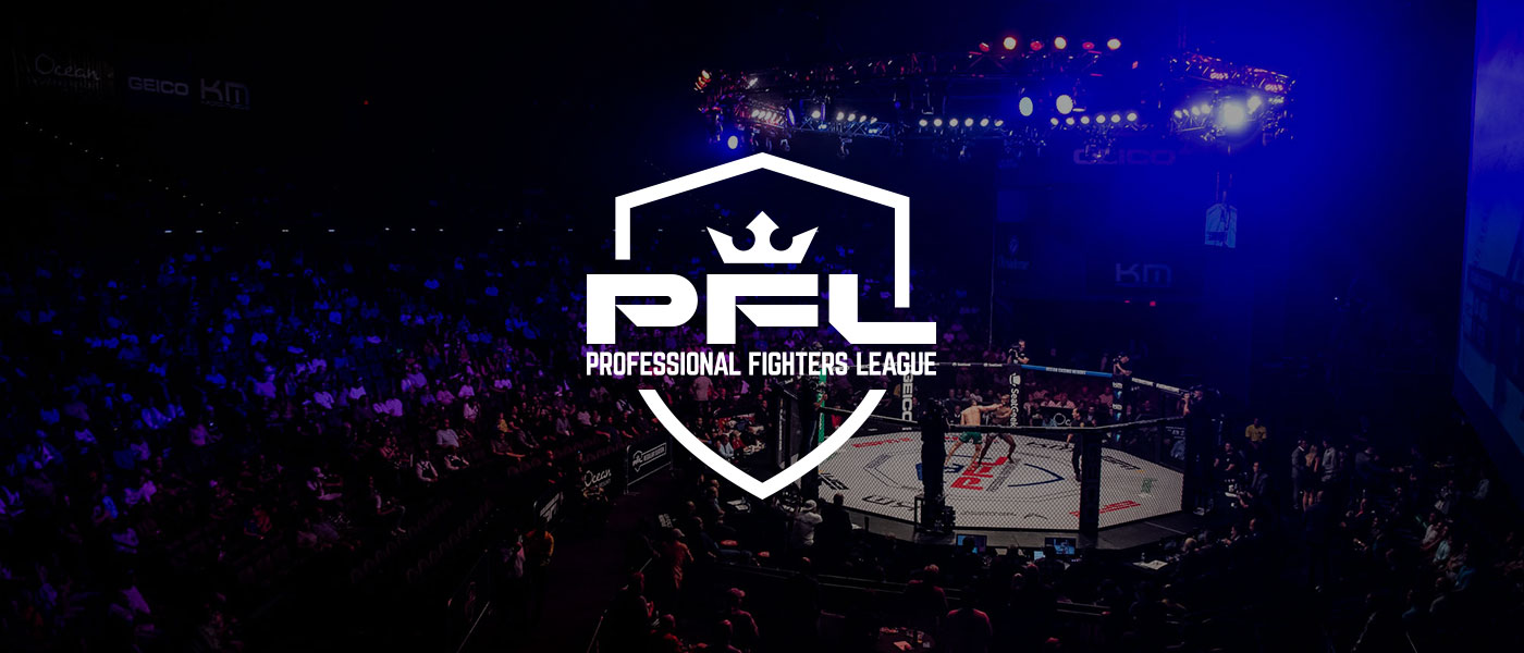 The PFL Continues to Reimagine MMA with Launch of the First-Ever SmartCage for 2019 season