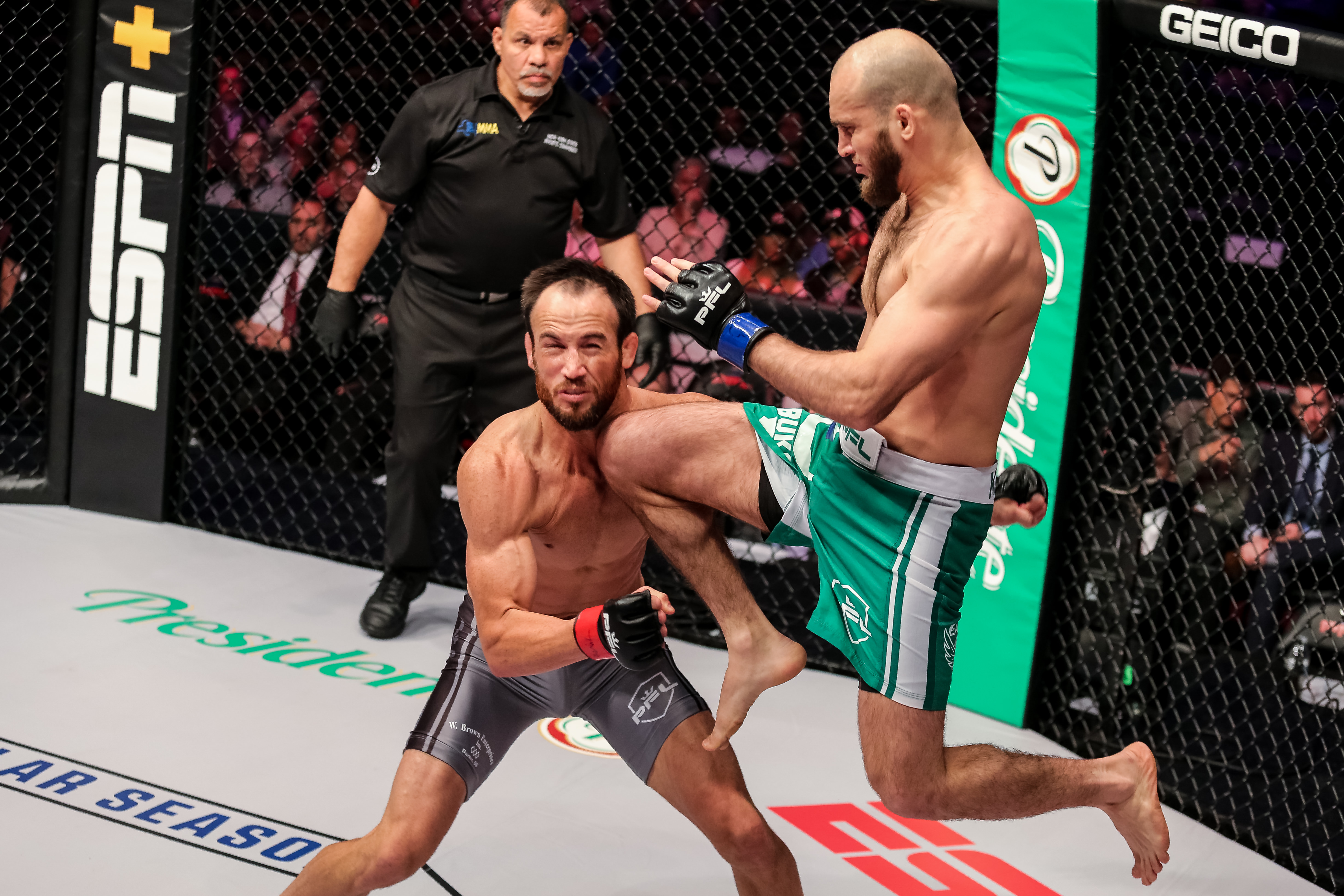 (Russia Today) Million-dollar MMA: Professional Fighters League Says Russia is a 'Priority Market' as Organization Plans 2021 Return