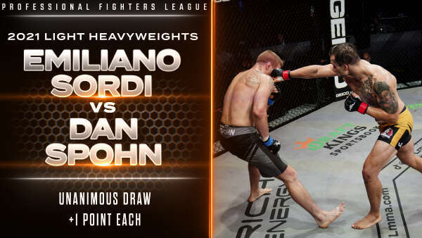 Sordi, Spohn battle to a draw, causing chaos in 205-pound Playoffs
