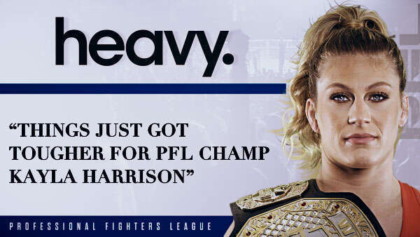 Things Just Got Tougher for PFL Champ Kayla Harrison