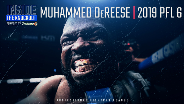Muhammed DeReese Bounces back & Clinches 2019 Playoff Berth | Inside The Knockout Ep. 8