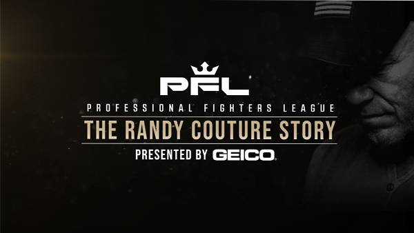 The Randy Couture Story: Nate Quarry Clip