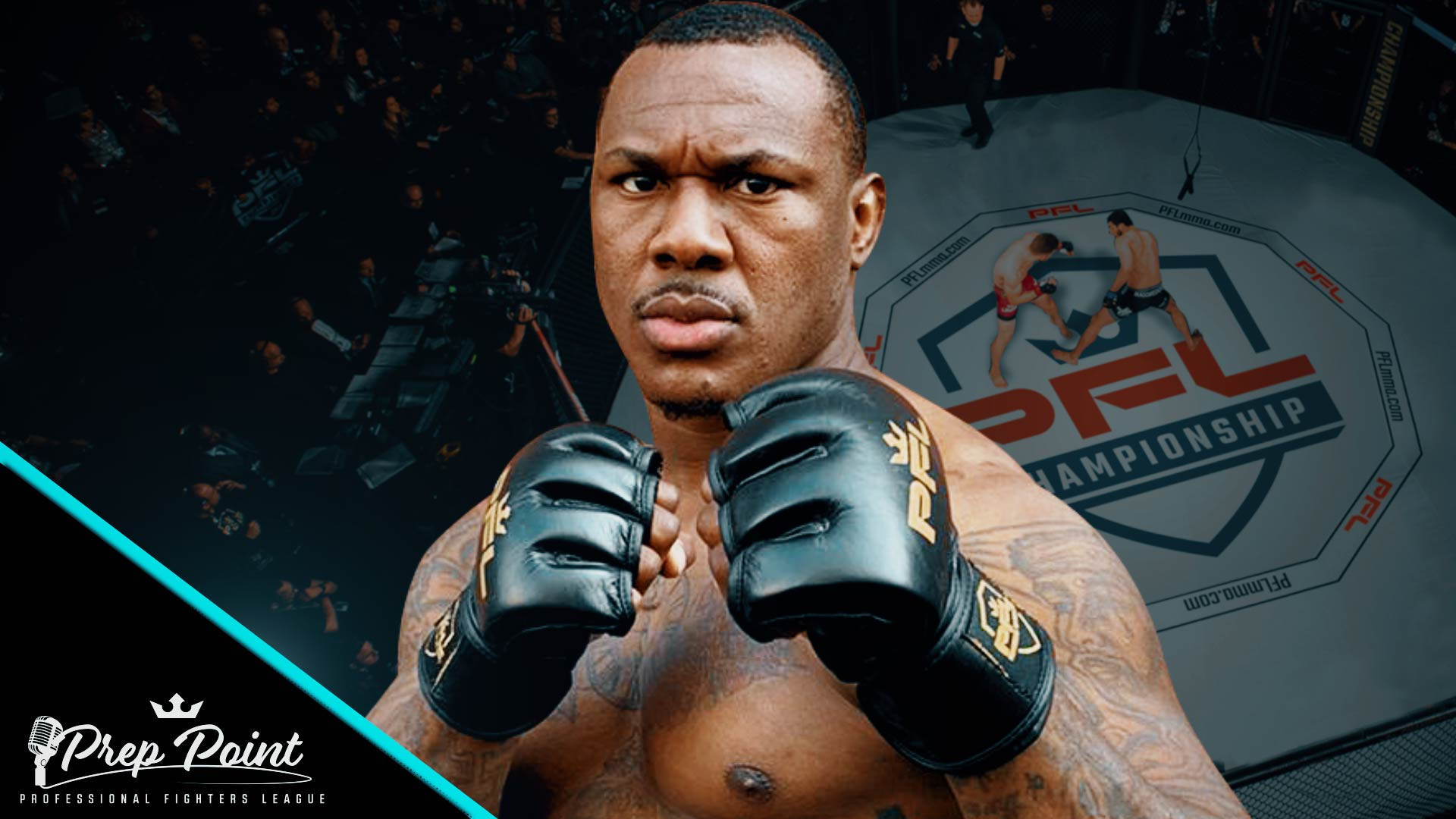 Mohammed Usman is MMA's Next Top Heavyweight | Prep Point
