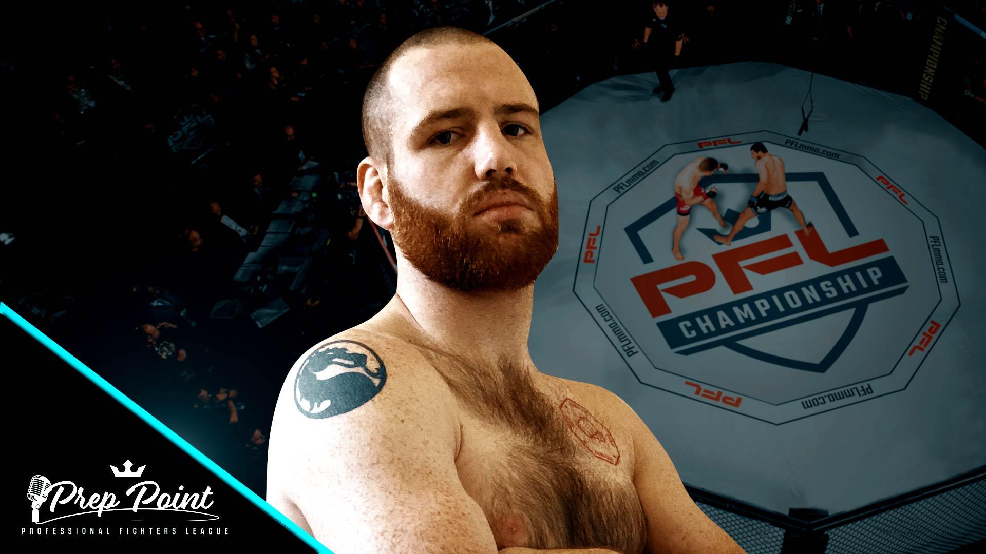 Clay Collard Enjoying Boxing Success, Wants 2021 PFL Lightweight Title | Prep Point