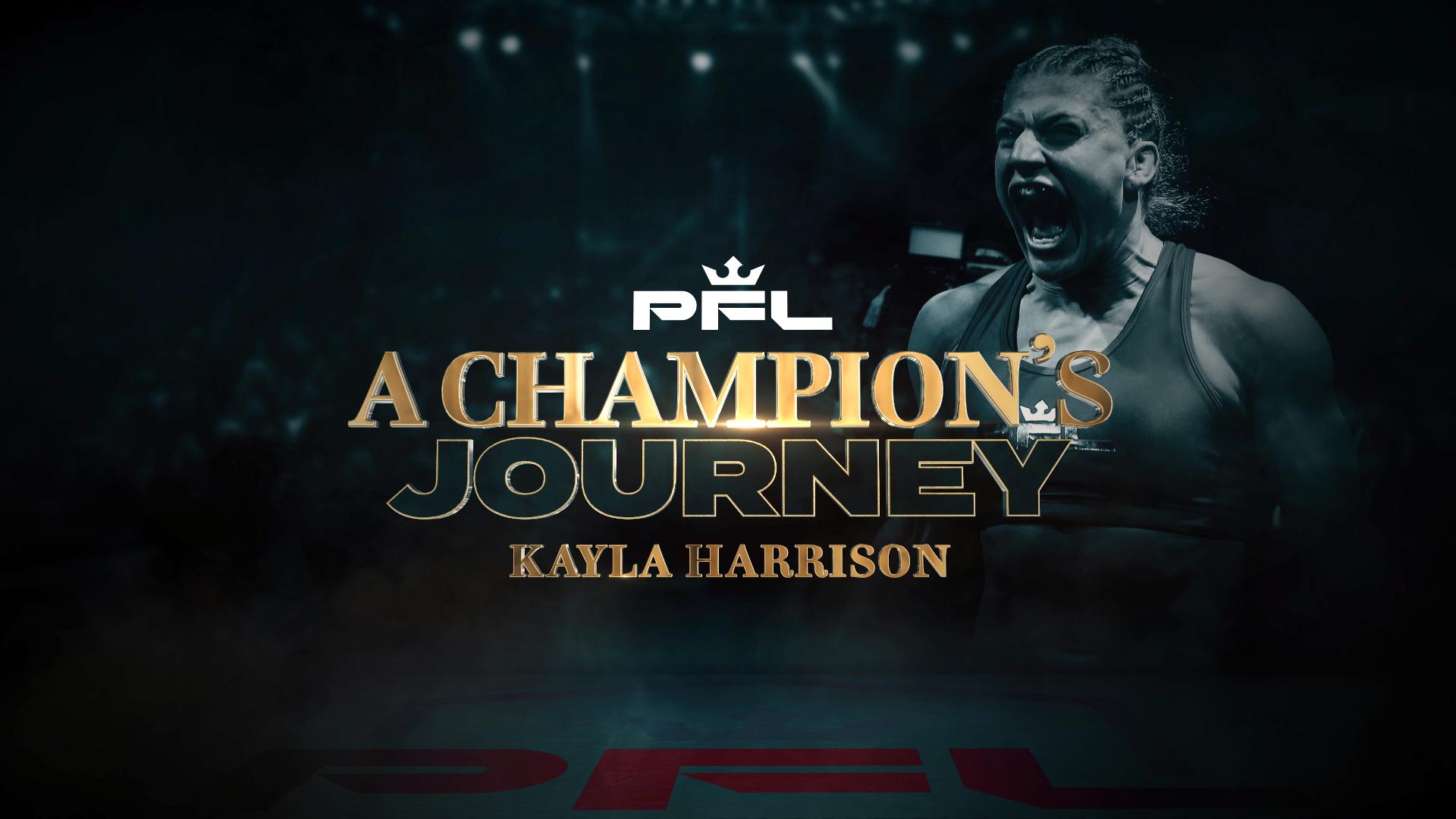 A Champion's Journey: Kayla Harrison Extended Clip