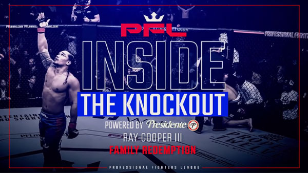 Ray Cooper III Avenges His Father's Loss to Jake Shields | Inside The Knockout Ep. 6